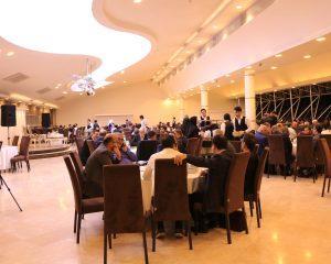 مراسم ضیافت افطار گروه شرکتهای سان در سال ۱۳۹۷
