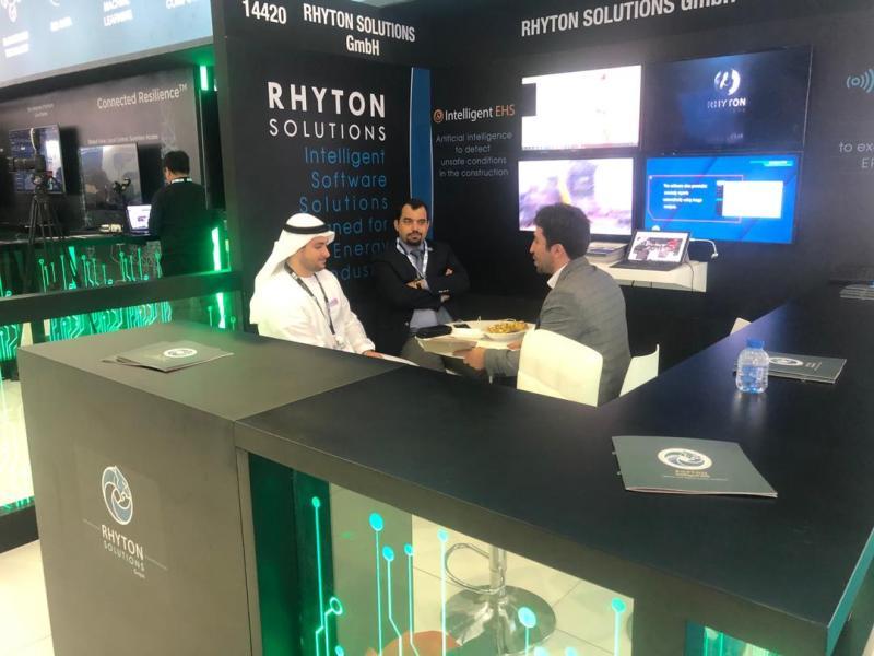 حضور شرکت سان در نمایشگاه ADIPEC 2019